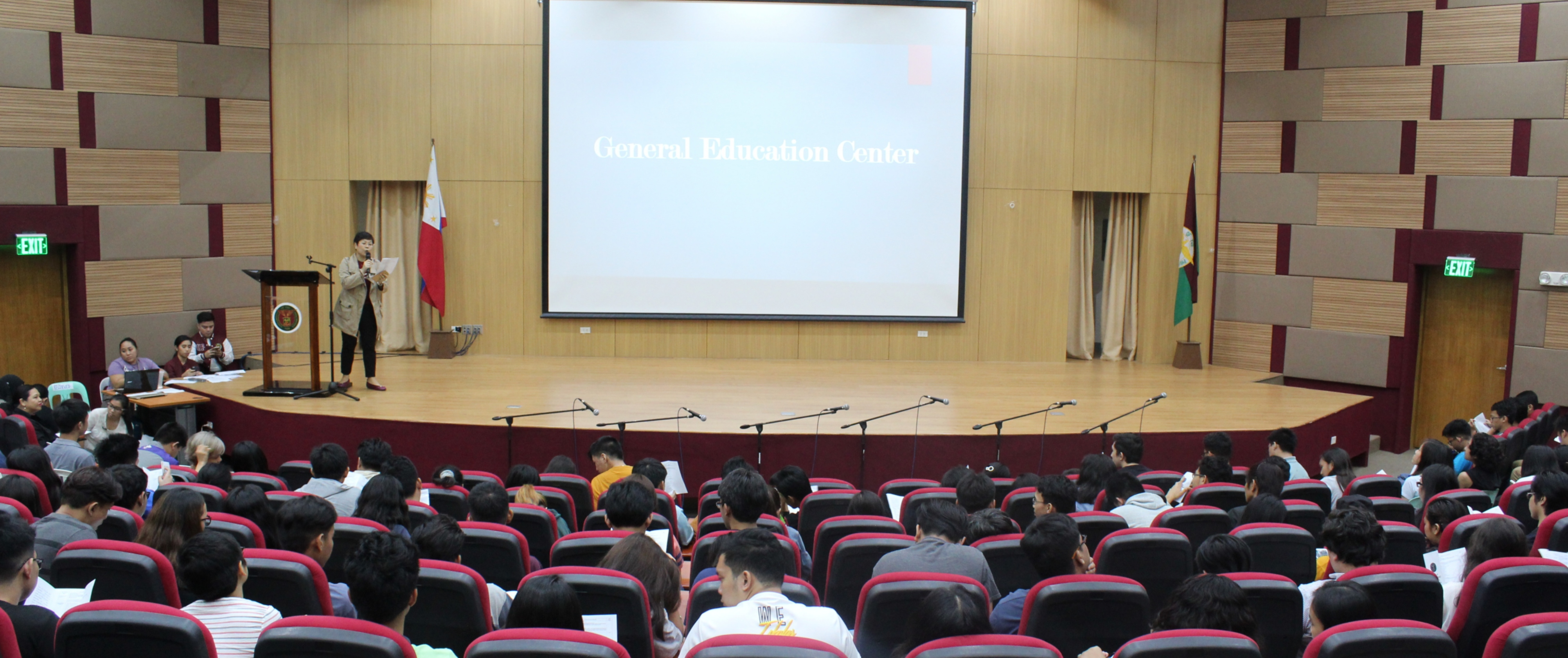 Welcome to the GEC Diliman Website