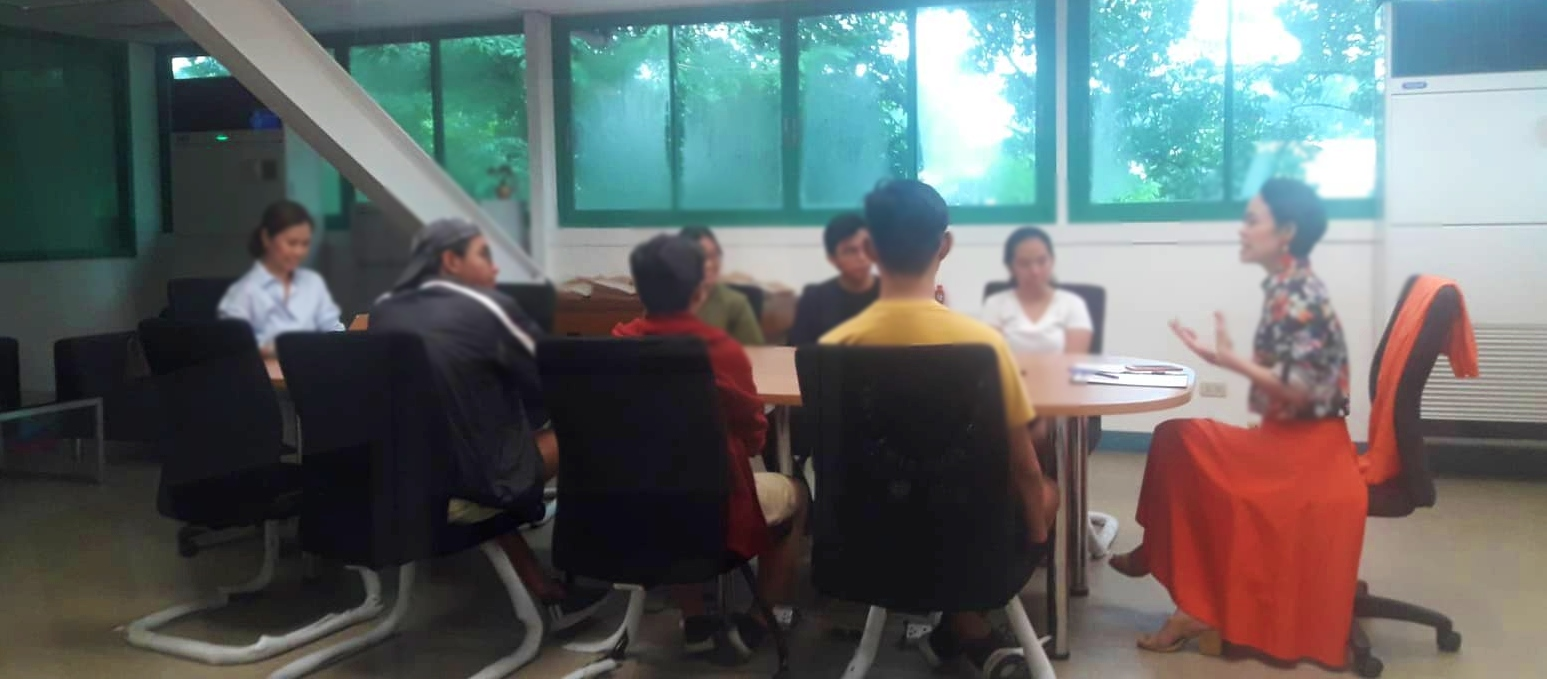 GE students participate in Focus Group Discussions on the UP System GE Program Evaluation